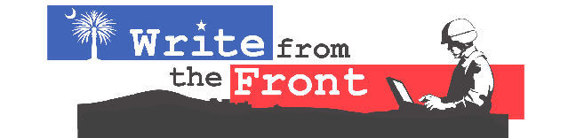 Write from the Front Logo